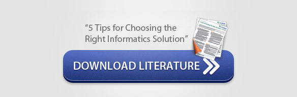 Download Strategic Services Literature: 5 Tips for Choosing the Right Informatics Solution