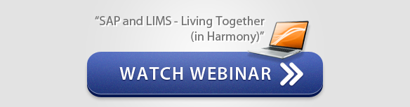SAP and LIMS - Living Together (in Harmony) - CSols, Inc.