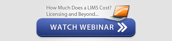 Watch Webinar: How Much Does a LIMS Cost? Licensing and Beyond... - CSols, Inc.