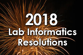 2018 Lab Informatics Resolutions