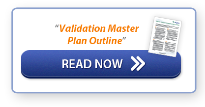 "Read Now: ""Validation Master Plan Outline"""