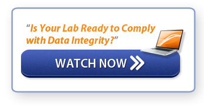 "Watch Now: ""Is Your Lab Ready to Comply with Data Integrity?"""