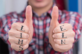 LIMS ELN thumbs up