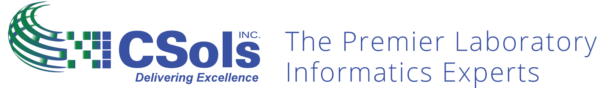 The Premier Laboratory Informatics Experts | CSols Inc.
