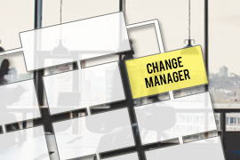 Change Manager Organization Chart
