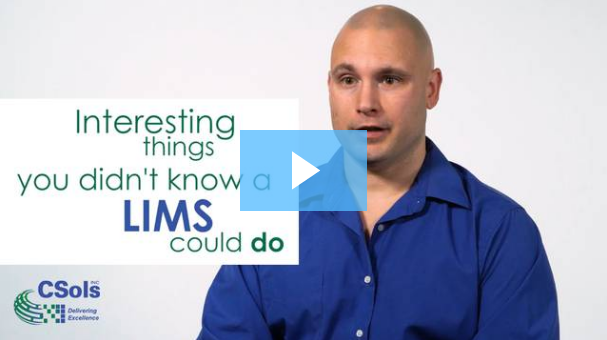 Interesting things you didn't know a LIMS could do