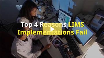 LIMS Implementation Failures