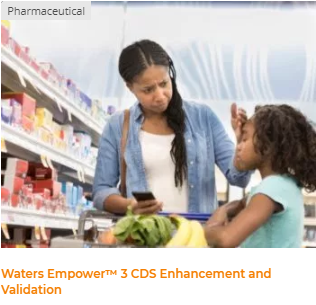 Waters Empower 3 CDS Enhancement Validation canadian case study