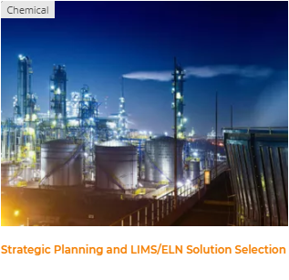 Strategic Planning LIMS ELN Solution Selection Canadian Project Case Study