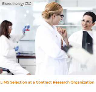 LIMS Selection CRO Canadian Case Study