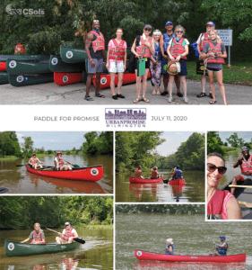 UrbanPromise Wilmington Paddle for Promise 2020 Fundraiser