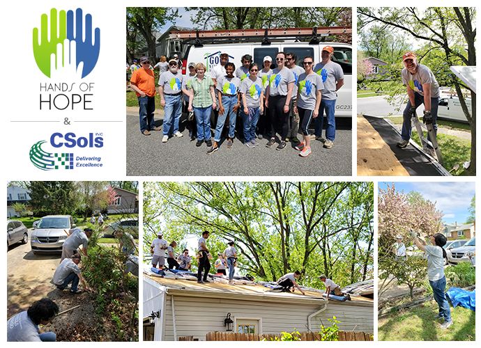 Hands of Hope & CSols, Inc. Event