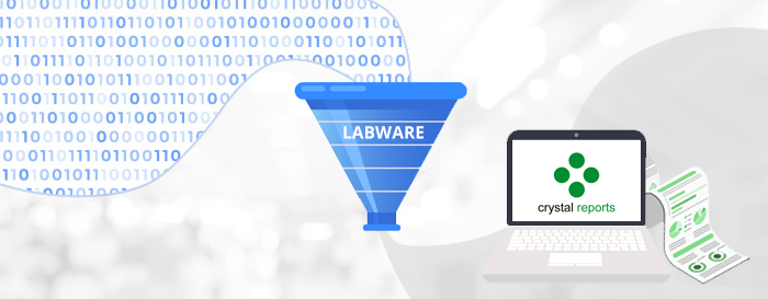 Labware and Crystal Reports