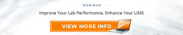 "Webinar: ""Improve Your Lab Performance, Enhance Your LIMS"""