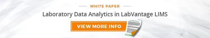 Lab Data Analytics in LabVantage LIMS