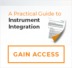 "White Paper: ""A Practical Guide to Instrument Integration"""