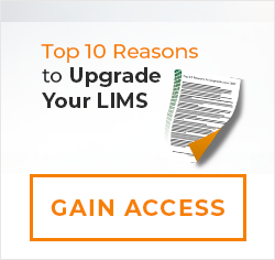 "White Paper: ""Top 10 Reasons to Upgrade Your LIMS"""